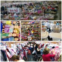 Just Between Friends Kid's Consignment Event (Roseville)
