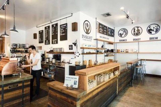 Insight Coffee - HQ