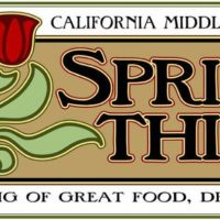 California Middle School's 8th Annual Spring Thing
