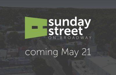 Sunday Street on Broadway