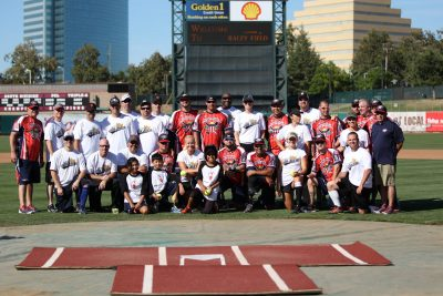 Wounded Warriors Softball Game