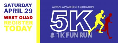 Autism Awareness Association 5k/1k Fun Run