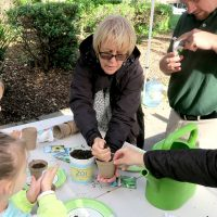 Sacramento Children's Museum Earth Day Celebration