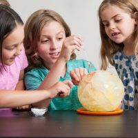 Explore Earth and Space Science Project Event