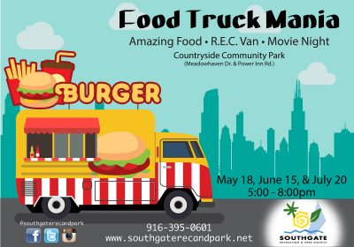 Southgate Recreation and Park District's Food Truc...