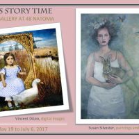 It's Story Time at The Gallery At 48 Natoma