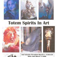 Totem Spirits in Art