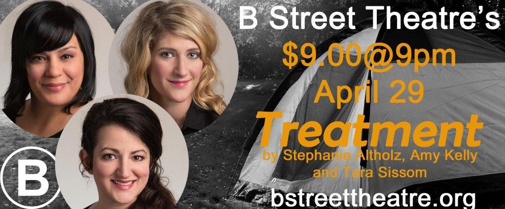 B Street Theatre - Treatment