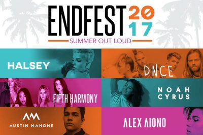 106.5 The End's EndFest 2017: Summer Out Loud