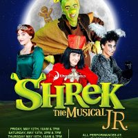 CYT Sacramento Presents Shrek The Musical Jr.