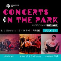 Concerts in the Park: Joy and Madness
