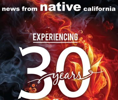 "Exhibit ""News from Native California: 30 Years of ..."