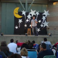 Elk Grove Comedy Under the Stars Series