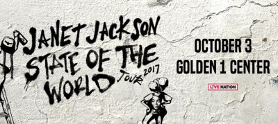 Janet Jackson: State of the World Tour 2017