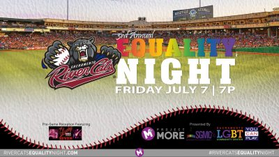 River Cats Equality Night