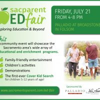 Sac Parent ED Fair