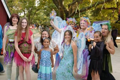 A Midsummer Night's Dream and Crystal Ice Cream Fantasy