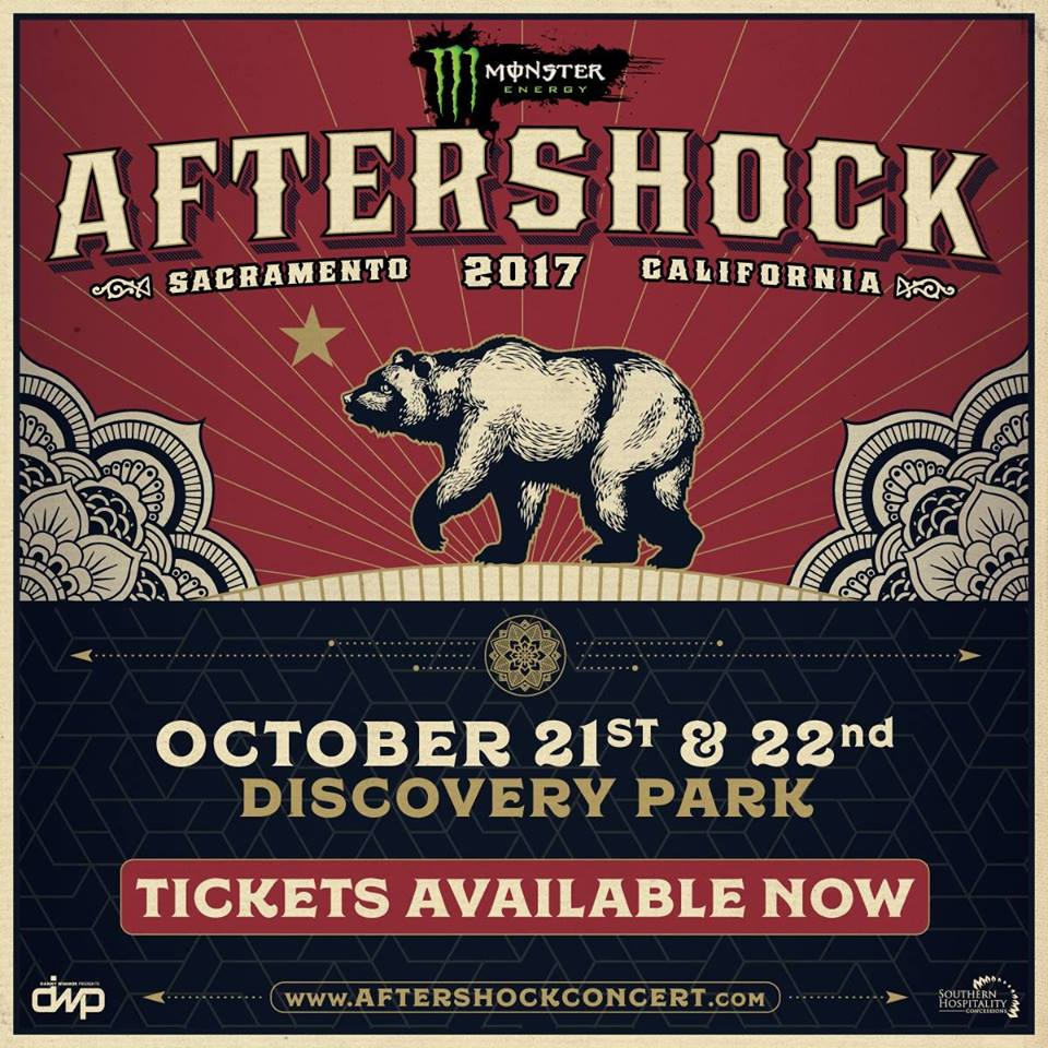 Monster energy aftershock festival presented by monster for Craft fairs sacramento 2017
