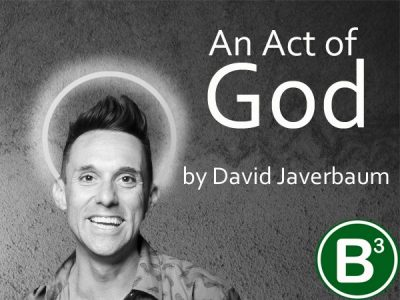 An Act of God by David Javerbaum