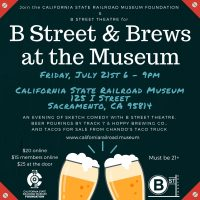 B Street and Brews at the Museum