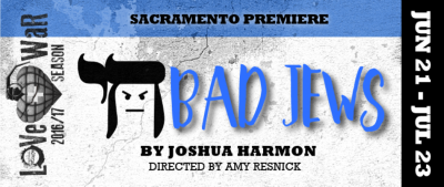 Bad Jews by Joshua Harmon