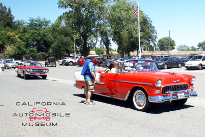 Father's Day at California Automobile Museum