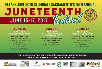 Sacramento Juneteenth Festival