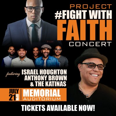 Project Fight With Faith Concert