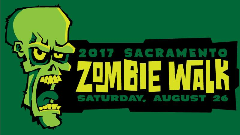 sacramento zombie walk 2017 presented by tfo productions