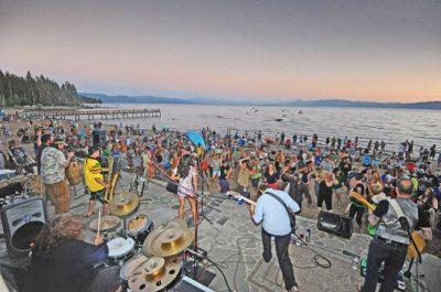 Music On The Beach Summer Concert Series