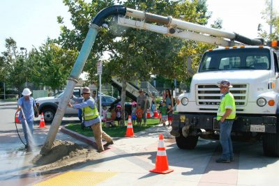 Big Trucks Summer: Dump and Vactor Trucks
