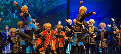 Lezginka Company presents Kings of Dance
