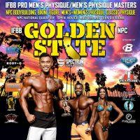 IFBB/NPC Golden State Fitness Prejudge