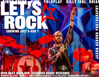 Let's Rock Photography Exhibit