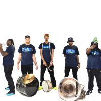 New Breed Brass Band and Element Brass Band