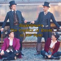 Shakespeare in the Park: The Comedy of Errors