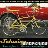 Schwinn Bicycle Exhibit