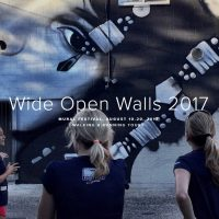 Wide Open Walls Walking and Running Tours