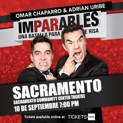 Padrísimo Entertainment presents Imparables
