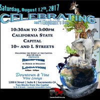 A Celebration for Elephants and All Endangered Wildlife