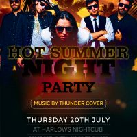 Hot Summer Nights Party