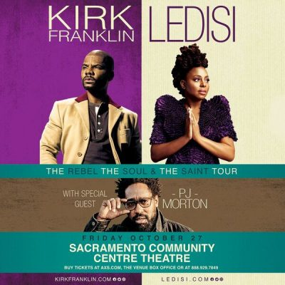 Kirk Franklin and Ledisi: The Rebel, The Soul and ...