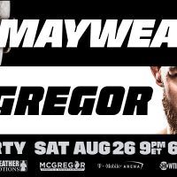 Mayweather v. McGregor Watch Party