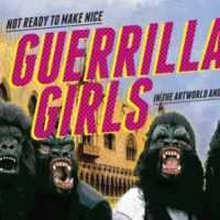 Guerrilla Girls: Not Ready to Make Nice Exhibit