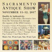 Sacramento Antique Show