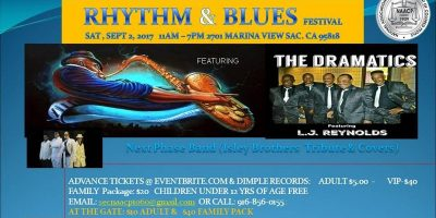 Sacramento NAACP Rhythm and Blues Festival