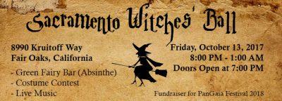 Sacramento Witches' Ball