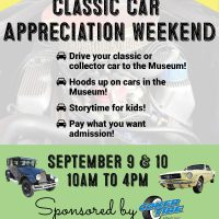 Summer's Last Hurrah: Classic Car Appreciation Weekend