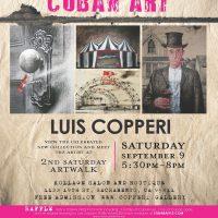 Luis Copperi Exhibit