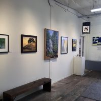 Gang of 5 at ARTHOUSE: Featured Artist Shirley Haz...